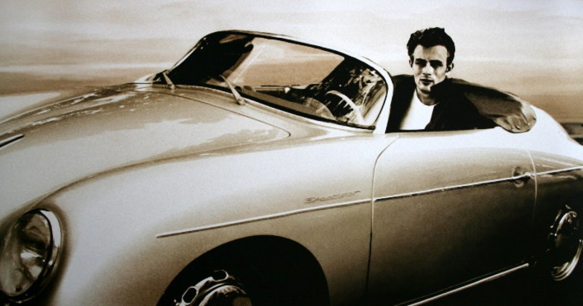 James Dean's 27 best quotes, a movie myth