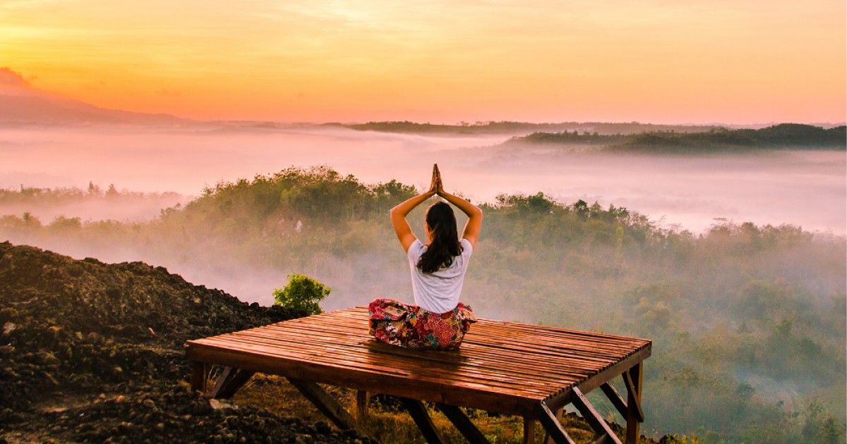 The 7 benefits of spiritual withdrawal