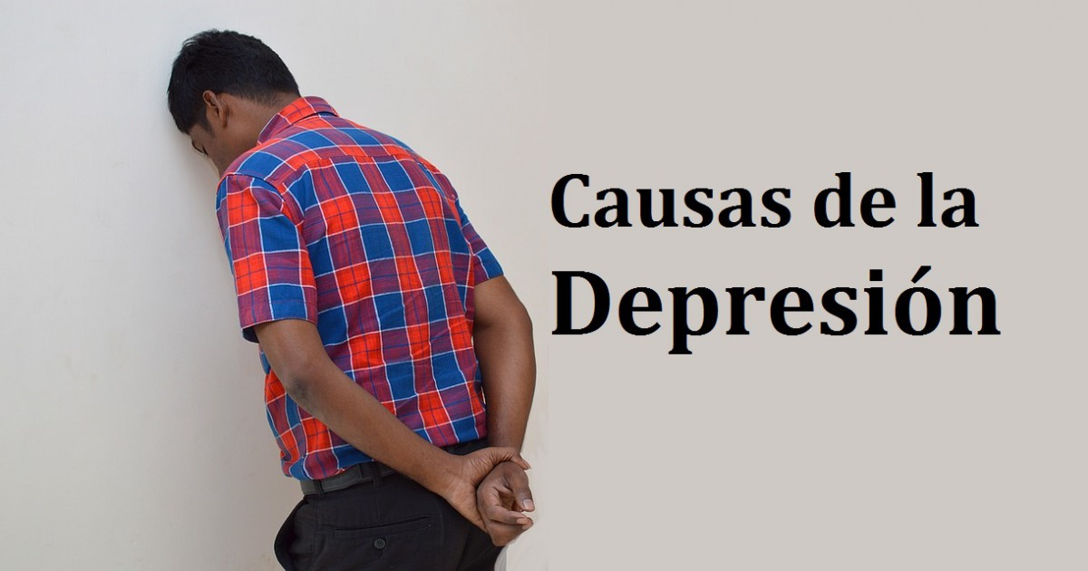 The main causes of depression